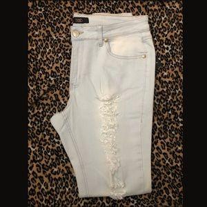 Pants - Light wash jeans